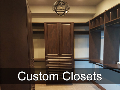 Home Storage Solutions, Custom Closets, Free Estimates