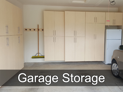 Home Storage, Custom Garage Storage, Free Estimates